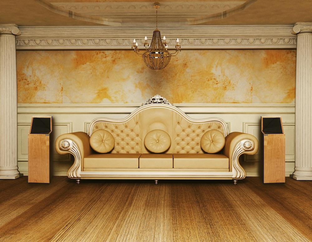 Larsen - The ortho acoustic speakers